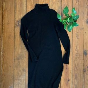 Neiman Marcus 100% Cashmere Sweater Dress